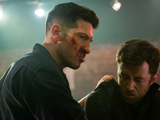 "Jon Bernthal says he's ""at peace"" with the idea of The Punisher potentially getting the axe"