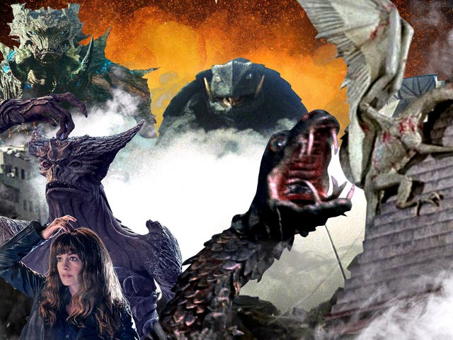 Not 'Zilla: 12 giant monster movies that break the Toho mold
