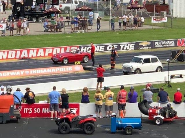 Power Tour Update - Mini Drag Racing และ Photos