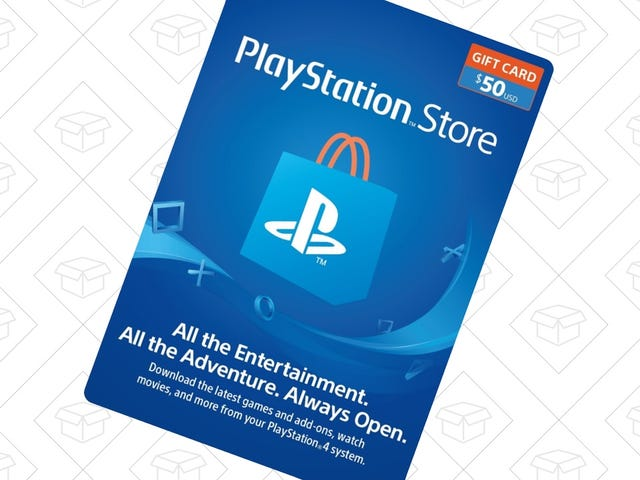 Add $50 To Your PlayStation Wallet For $44