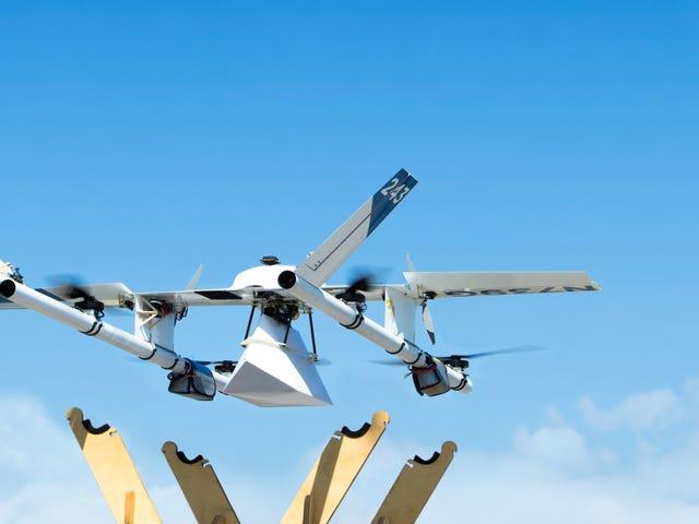 """Los drones de reparto de Alphabet empezarán a volar en Finlandia: """"si funcionan aquí, lo harán en cualquier parte"""""""