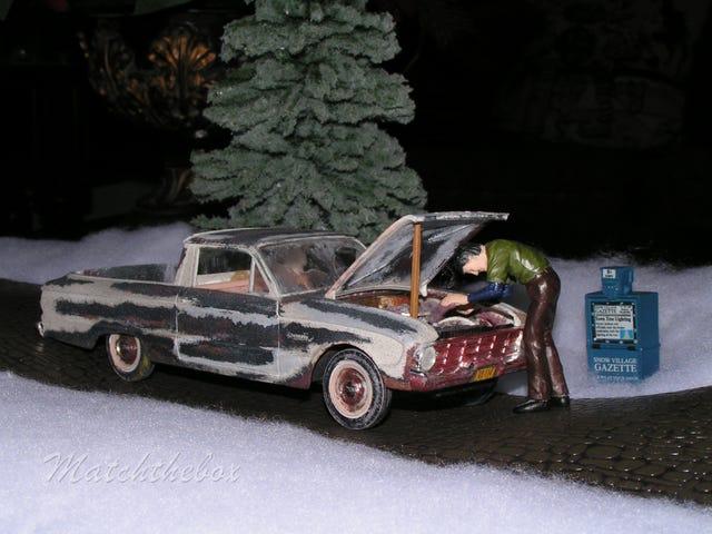 Αποκατάσταση έργου- '60 Ford Ranchero