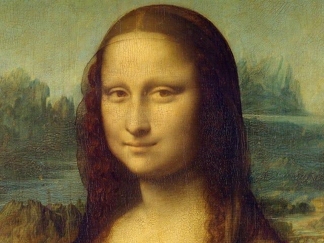 La Mona Lisa no te sigue con los ojos, es uno de los mitos más extendidos de la historia del arte