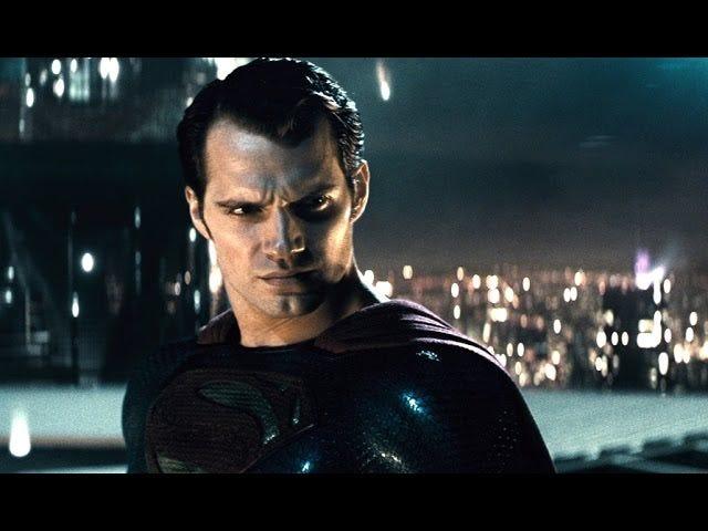 수퍼맨, 렉스에게 또 다른 새로운 Batman v Superman 클립에서 슈퍼 스팅크 페이스를 선사한다.