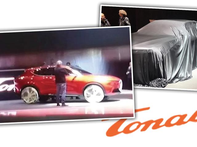 Alfa Romeo Tonale vil ikke være bare en genskabt renegade efter alle