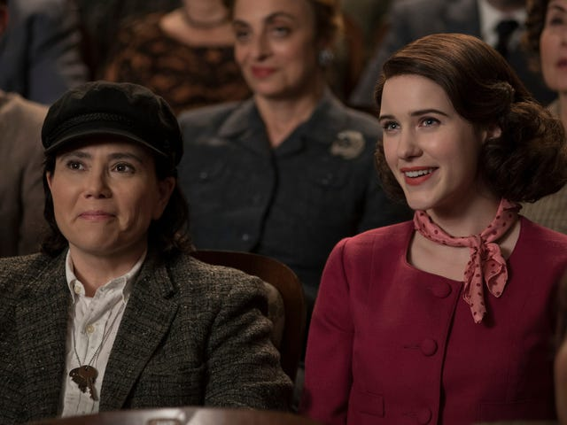 Amazon wants more of The Marvelous Mrs. Maisel