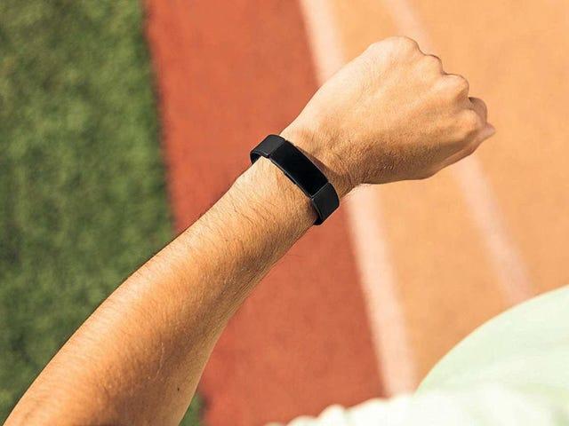 Spraw, by każdy krok się liczył, gdy otrzymasz Fitbit Inspire HR za 70 USD