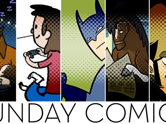 Sunday Comics: Μωρό;