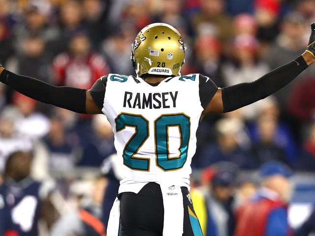 NHL Players Are Annoyed At Noted Shit-Talker Jalen Ramsey For Talking Shit