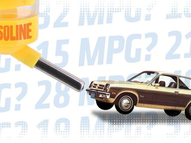The Way We Rate Miles Per Gallon Is Completely Broken