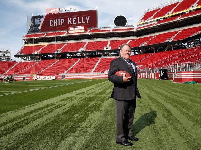Informe: Chip Kelly ha sido despedido