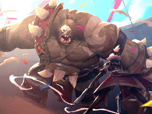 Battlerite Is A True MOBA, And Thank God