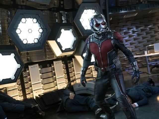Ant-Man buduje mniejszy, lżejszy film Marvela