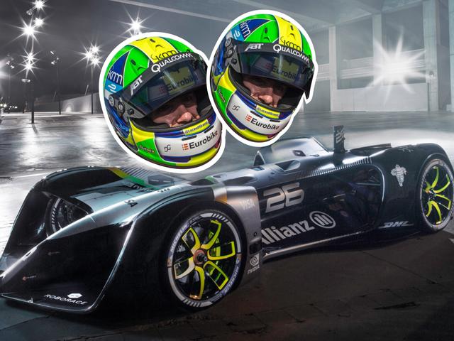 'S Werelds eerste Driverless Racing-serie zal zijn openingsseizoen met menselijke bestuurders leiden