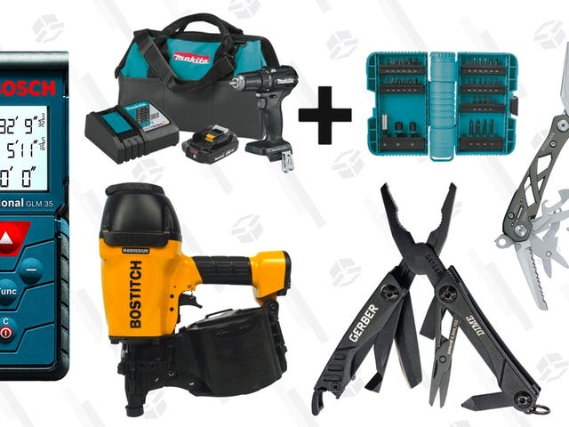 Tackle Your Next DIY Project With This Amazon Tool Sale