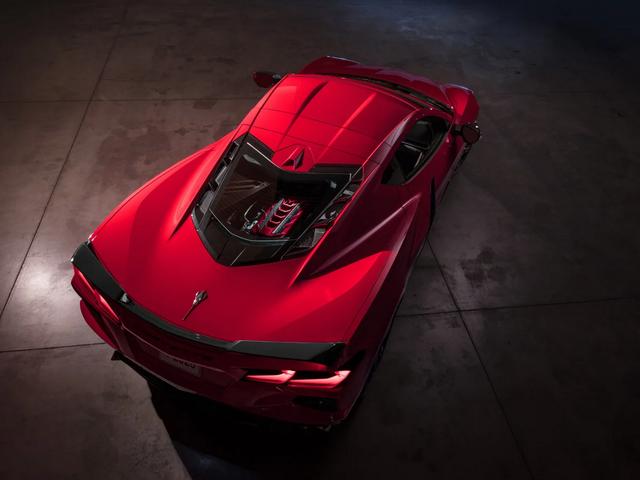 2020 C8 Corvette Neredeyse Tükendi