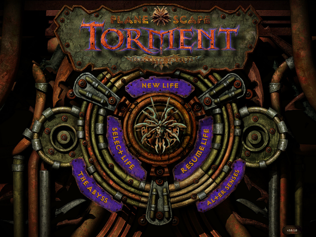 That set of classic D&D-inspired role-playing games that includes Baldur's Gate, Planescape: Tor