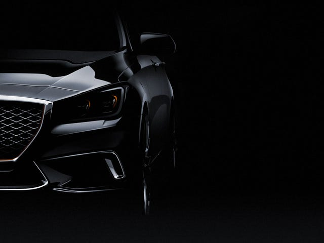 Kejadian G80 dan G80 Sport Unveiled