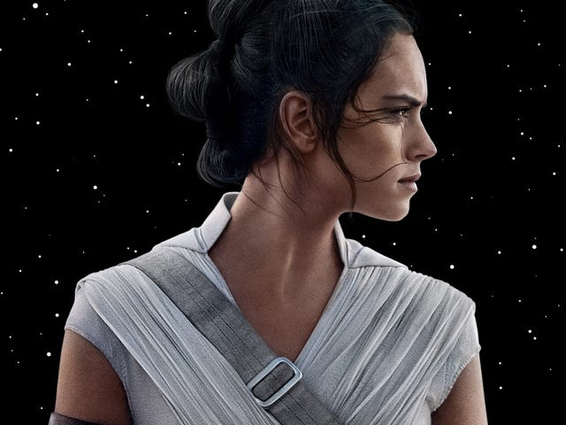 Η άνοδος των νέων αφισών χαρακτήρων του Skywalker είναι απλά όμορφη