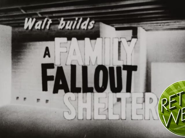How to Build Your Own Family Fallout Shelter