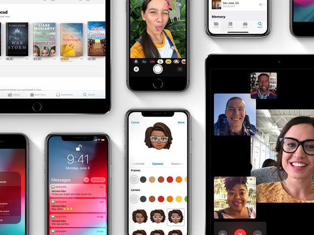 13 Useful New Features Hidden in the iOS 12 Beta