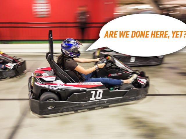 Les gens qui sont trop dans Karting Ruin Karting