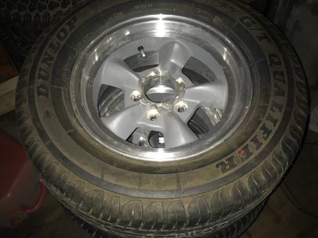 Wheel opinion time