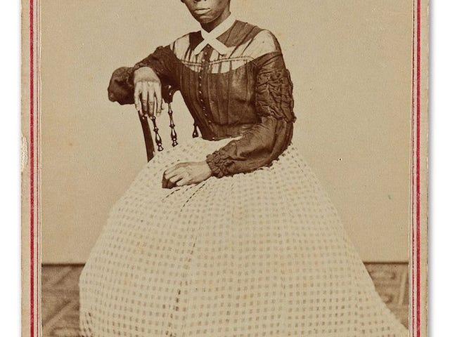 これはHarriet Tubmanの新しい写真です。