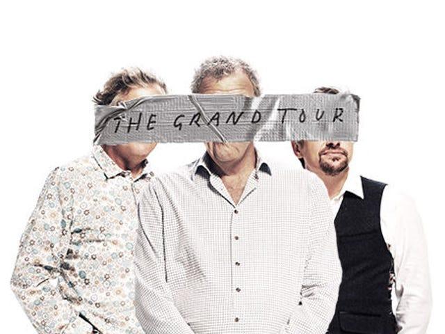 Wszystkie rzeczy, których The Grand Tour nie może powiedzieć