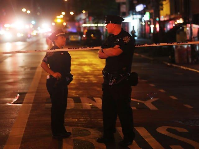 Explosion Injures 29 in Manhattan, 'Device' Found Nearby [Updated]