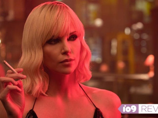 Atomic Blonde Is a Kick-Ass Super-Spy Movie That's More Dramatic Than it Looks