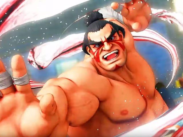 """Valve har undskyldt for at lække en Street Fighter-trailer i sidste uge og sagde """"der var en mix-up i t"""