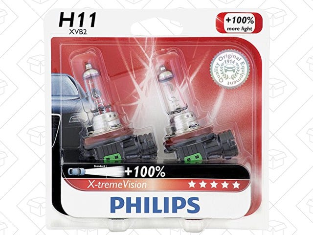 Upgrade to Brighter Headlight Bulbs For 20% Off