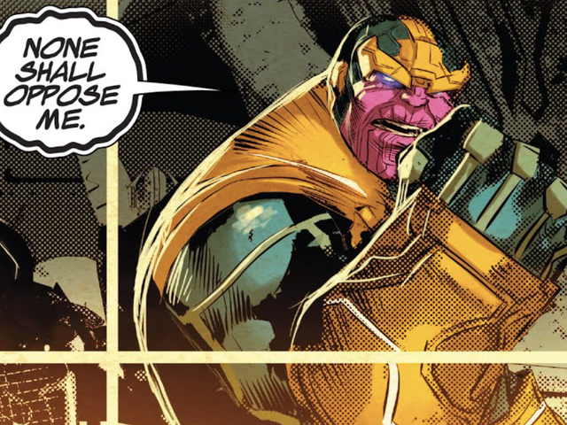 The Infinity Wars Comic's Most Shocking Reveal Gives Us Curious Ideas on How Avengers 4 Might Play Out
