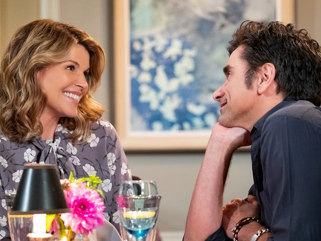 They're not letting Lori Loughlin back in the Fuller House