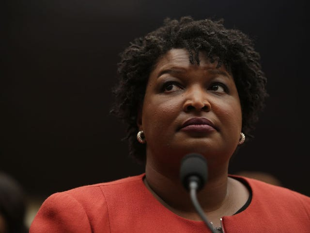 Stacey Abrams Almost Beat a Crooked Voting System. Now She's Making Sure Other Politicians Don't Have To