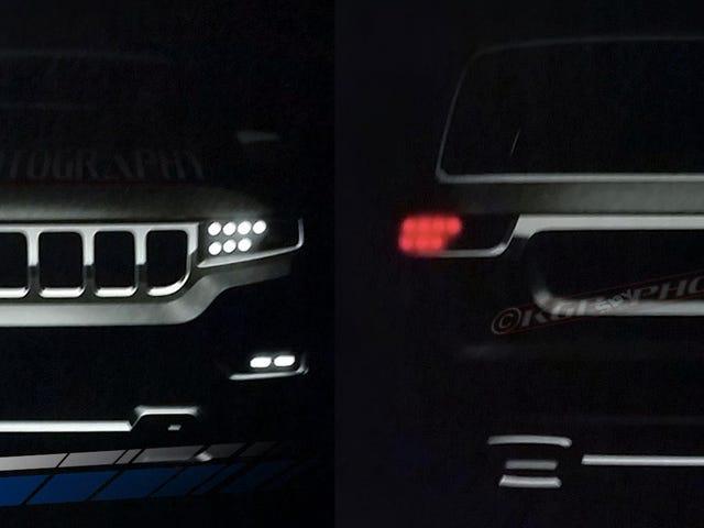 据报道,价值10万美元的Jeep Grand Wagoneer现已暂停