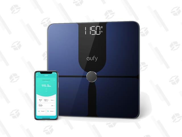 Karantina Sonrası Bod'unuzu 29 $ 'a Kadar Eufy Smart Scale ile Hazırlayın