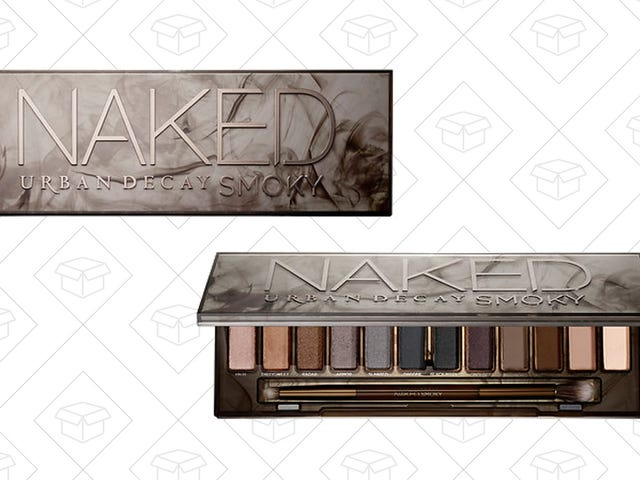 For Some Reason, The Urban Decay Naked Smoky Palette is Only $27