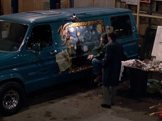 Supervan (1977) and the Short Life of the Vansploitation Genre