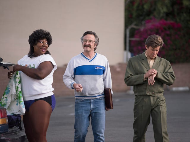 GLOW proves that a seat at the table isn't all that glamorous
