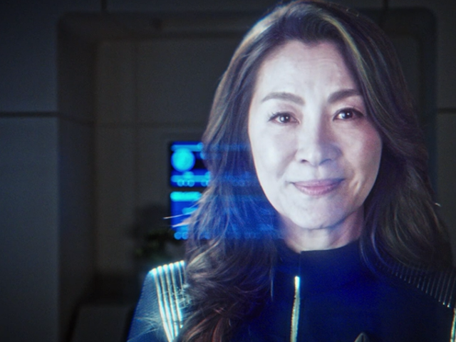 <i>Star Trek: Discovery</i> habla sobre el espíritu del capitán Georgiou <i></i>  en este exclusivo clip