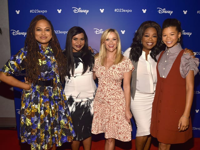 'Be a Warrior': Ava DuVernay Drops More Wrinkle in Time Goodness