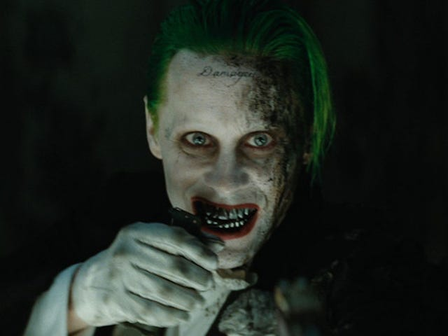 Joker Was Originally Going to Team Up With Enchantress in <i>Suicide Squad</i>
