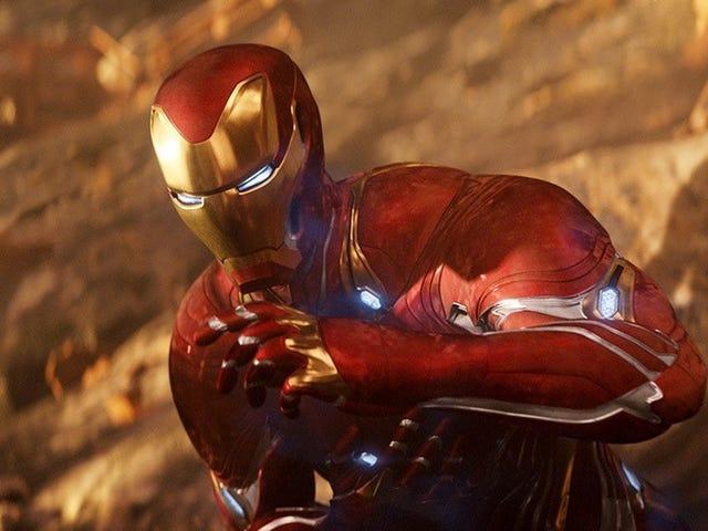 Se filtra en detalle el diseño de la nueva armadura de Iron Man para Avengers: Endgame
