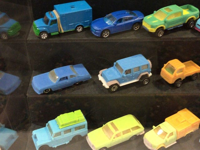Closer look at some 2019 Matchbox models, courtesy of T-Hunted.