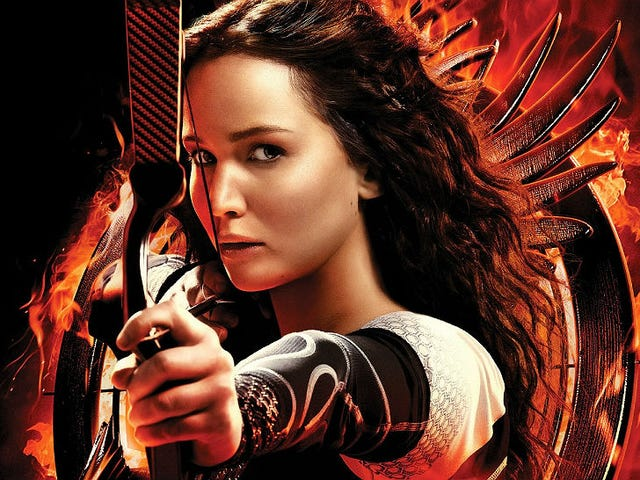 A Hunger Games Ride Is Coming Because Running for Your Life is Fun