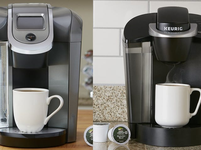 Pick Up Discounts On These Two Keurigs Coffee Makers