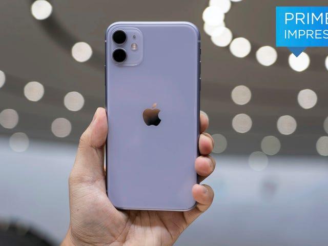 Dette er, hvad du tjener, og hvad du mister, hvis du beslutter at købe den mest basale iPhone 11