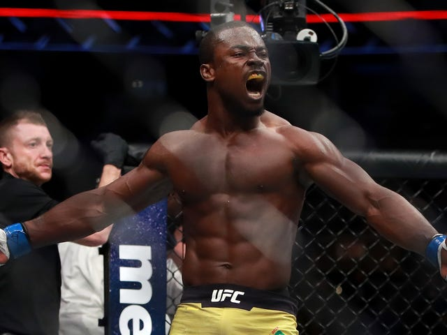 Report: UFC Welterweight Abdul Razak Alhassan Allegedly Raped Two Women While Working As A Bouncer